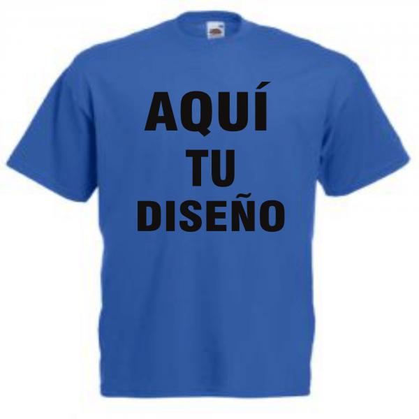 2144a6e13 Camiseta Chico Sube tu Diseño - Mil Ideas Rotulacion